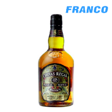 CHIVAS WHISKY 12 AÑOS X 750 ML BOTELLA