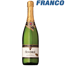 ANDRE BRUT CHAMPAGNE X 750 ML