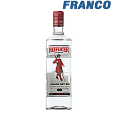 BEEFEATER DRY GIN 24 X 750ML