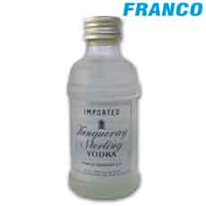 TANQUERAY VODKA STERLING X750ML
