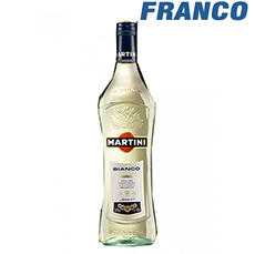 MARTINI VERMOUTH BLANCO X750ML