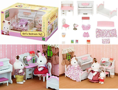 SYLVANIAN FAMI.GIRLS BEDROOM SET X UND 5032