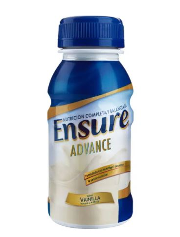 ENSURE ADVANCE VAINILLA X 237ML BOT