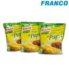 X3 KNORR PURE PAPA (2015)
