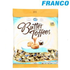 ARCOR BUTTER TOFFEES LECHE X400GR