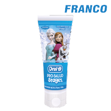 ORAL B STAGES / CREMA DENTAL FROZEN X75ML