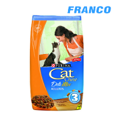 CAT CHOW DELI MIX X1KG