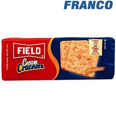 FIELD CREAM CRACKERS X295 G