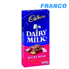 CADBURY DAIRY MILK CHOCOLATE X200G