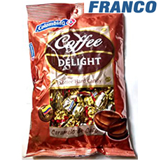 COLOMBINA CARAMELOS COFFE DELIGHT X100UND