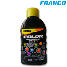 SIMONIZ CERA COLOR NEGRA X 500 ML