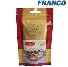 LA IBERICA TOFFEES CAFE X100GR BL