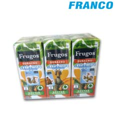 FRUGOS SIX PACK 6UN
