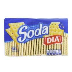 DIA GALLETAS SODA X 250G