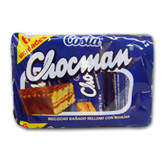 COSTA CHOCMAN SIX PACK *****