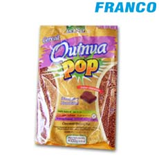 INCASUR QUINUA POP CHOCOLATE X 100G BL