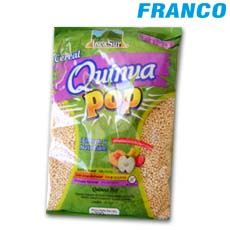 INCASUR CEREAL QUINUA POP X100GR
