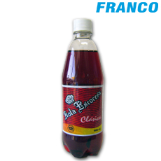 KOLA ESCOCESA X 600 ML
