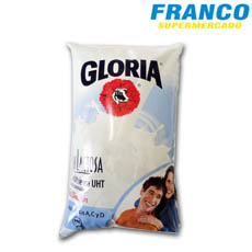 GLORIA LECHE ENTERA SIN LACTOSA X946ML