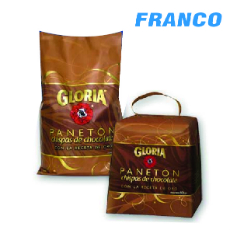 GLORIA PANETON PASION DE CHOCOLATE X500 GR CJ