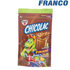 CHICOLAC POLVO CHOCOLATE X200G D.P.