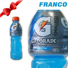 GATORADE COOL BLUE X 500ML**