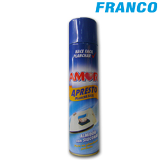 AMOR APRESTO PLANCA FACIL X 360 ML AER