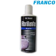 MR.CLEANER ABRILLANTA PLATA X 250ML FR *****