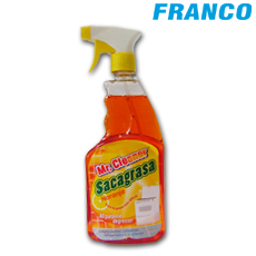 MR.CLEANER SACAGRASA NARANJA GAT.X670ML