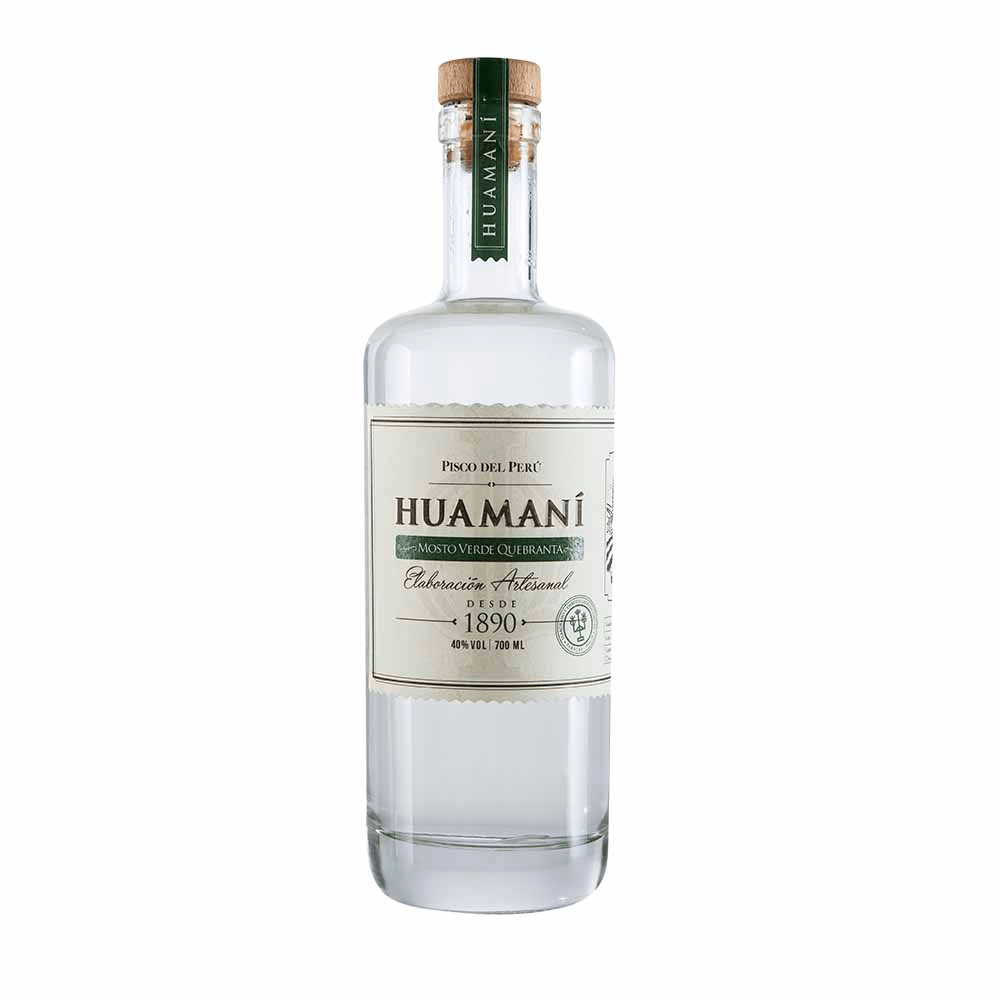 HUAMANI PISCO QUEBRANTA X700ML