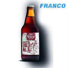 BARBARIAN CERVEZA RED ALE X 330ML