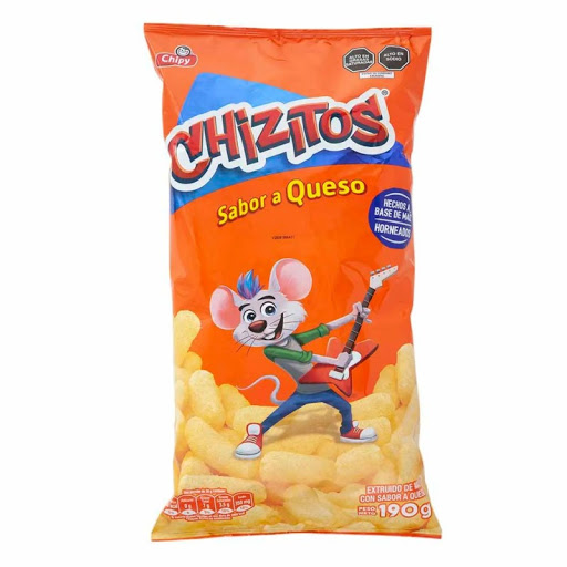 CHIPY CHIZITOS S/QUESO X190 G-2020