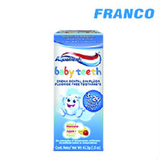 AQUAFRESH BABY TEETH X 42.5G