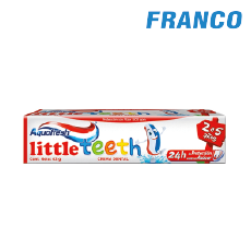 AQUAFRESH LITTLE TEETH CREMA DENTAL X63G