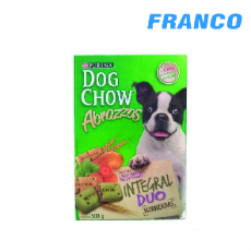 DOG CHOW ABRAZOS DUO INTEGRAL X500G
