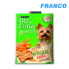DOG CHOW ABRAZOS GALLETAS INTEG.MINI X500G