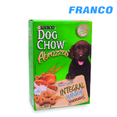 DOG CHOW ABRAZOS JUNIOR X300G CJ