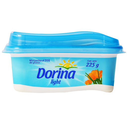 DORINA MARGARINA LIGHT X225 G-2020